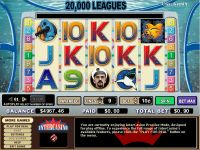20 000 Leagues PartyGaming Slot