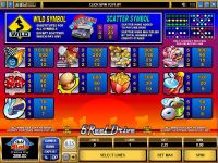 5 Reel Drive Microgaming Slot