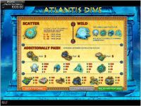 Atlantis Dive GamesOS Slot