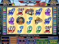 Big Rig NuWorks Slot