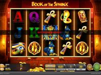 Book of the Sphinx GTECH Slot