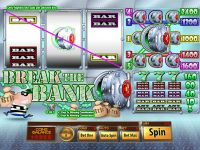 Break The Bank Saucify Slot