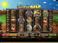 California Gold Microgaming Slot