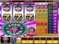 Cash Clams Microgaming Slot