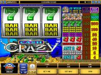 Cash Crazy Microgaming Slot