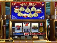 Cash Grab WGS Technology Slot