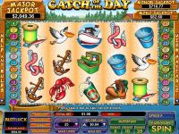 Catch Of The Day NuWorks Slot