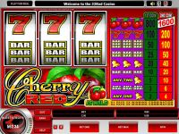 Cherry Red Microgaming Slot