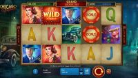 Chicago Gangsters Playson Slot
