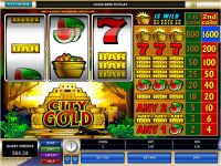 City of Gold Microgaming Slot