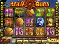 City of Gold Saucify Slot