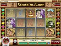 Cleopatra's Coin Rival Slot