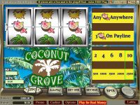 Coconut Grove Vegas Technology Slot