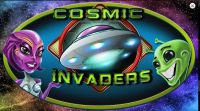 Cosmic Invaders 2 by 2 Gaming Slot