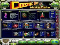 Cosmic Quest Episode One Rival Slot