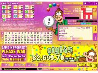 Crazy Coins Mini Byworth Slot