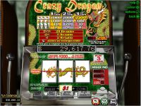 Crazy Dragon RTG Slot