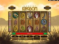 Desert Kingdom RTG Slot