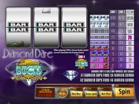 Diamond Dare Bucks Edition Saucify Slot