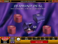 Diamond Deal Microgaming Slot