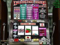 Diamond Mine Deluxe RTG Slot