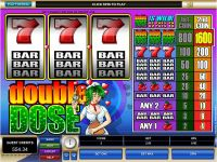 Double Dose Microgaming Slot
