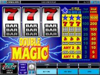 Double Magic Microgaming Slot