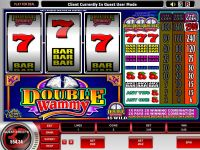 Double Wammy Microgaming Slot