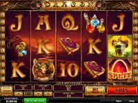 Dragon Kingdom PlayTech Slot
