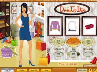 Dress Up Diva NeoGames Slot