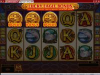 Eagle's Wings Microgaming Slot