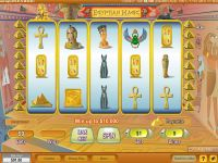 Egyptian Magic NeoGames Slot