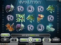 Evolution NetEnt Slot