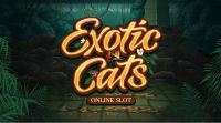 Exotic Cats Microgaming