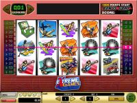 Extreme Games GTECH Slot