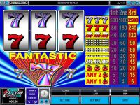 Fantastic Sevens Microgaming Slot