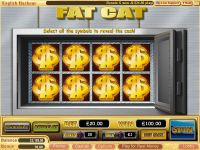 Fat Cat WGS Technology Slot
