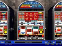 Fire and Ice 5 Line Parlay Slot