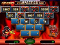 Fire Burner GTECH Slot