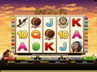 Fire Hawk Microgaming Slot