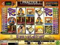 Fortunes of Egypt GTECH Slot