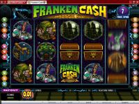 Franken Cash Microgaming Slot