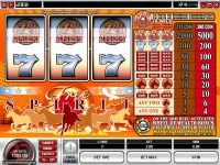 Free Spirit Wheel of Wealth Microgaming Slot