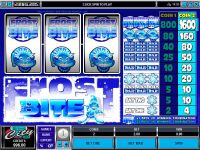 Frost Bite Microgaming Slot