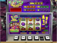 Fruit Bingo Microgaming Slot