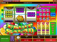 Fruit Salad Microgaming Slot