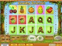 Fruity Friends NeoGames Slot