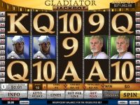 Gladiator Jackpot PlayTech Slot