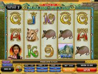 Gold of Machu Picchu Microgaming Slot