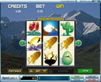 Golden Eagle bwin.party Slot